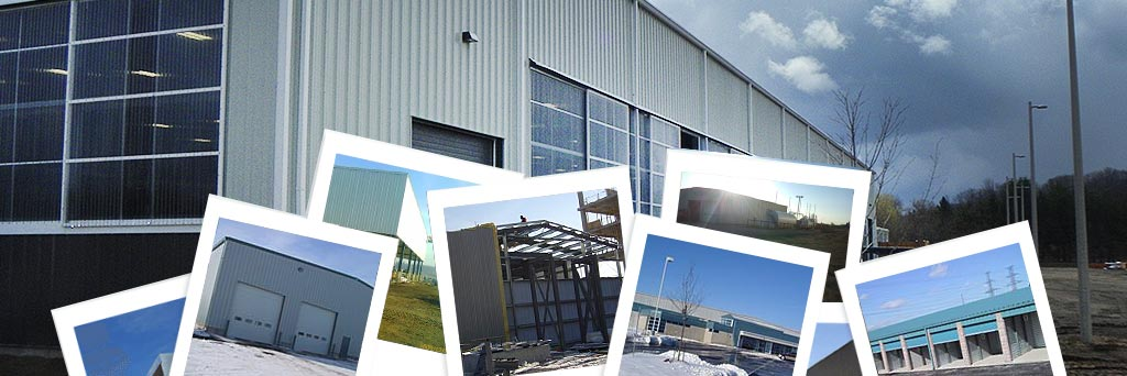Comsteel Building Solutions Inc Pre Engineered Metal