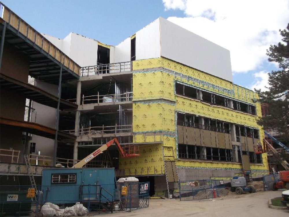Needles Hall Expansion, UW, Pre-Engineered Metal Building Systems by Comsteel Building Solutions