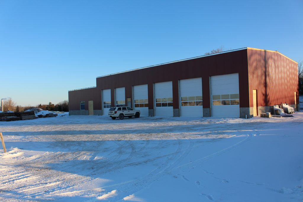 Peterborough WWC Building, Construction Management and Pre-Engineered Steel Building by Comsteel Building Solutions