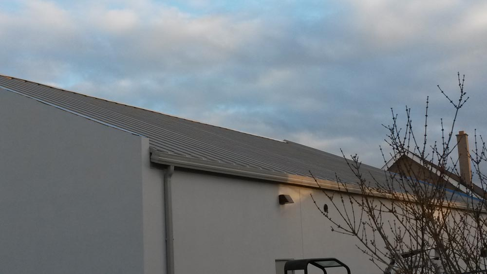 Richmond Hill Free Methodist Church Gym Addition, Pre-Engineered Metal Building Systems by Comsteel Building Solutions