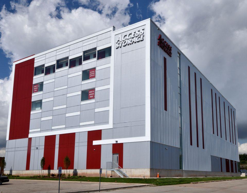 iQ Centre Self-Storage Facility 4
